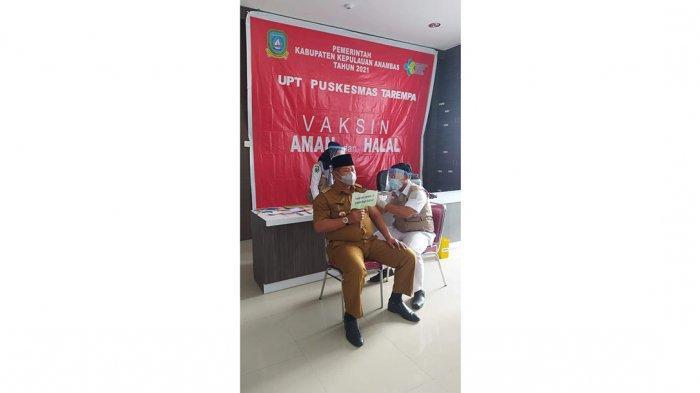 Pekerja Matak Base Positif Covid-19 di Anambas, 1 Pegawai Imigrasi Pasien Sembuh Corona