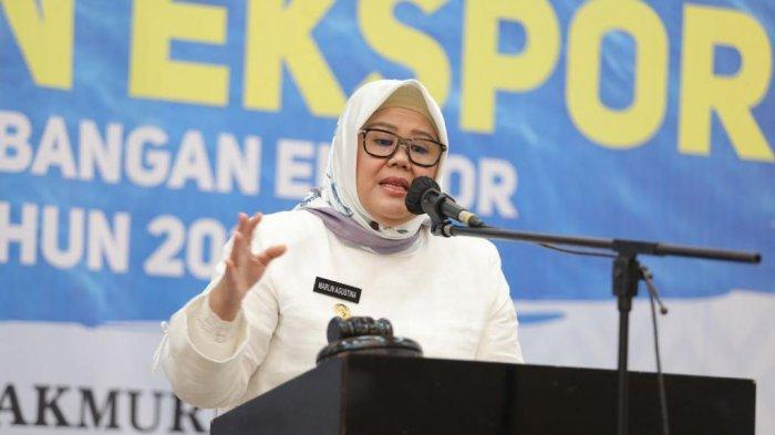 Wakil Gubernur Kepulauan Riau (Kepri), Marlin Agustina