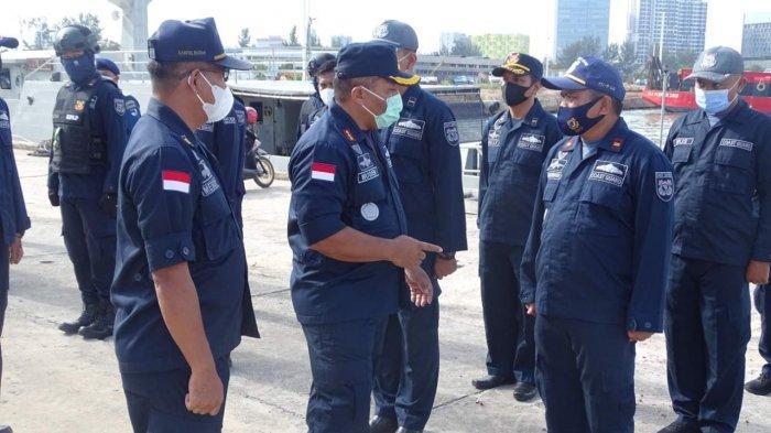 Kerahkan 3 Kapal Khusus, KSOP Khusus Batam Gelar Patroli Gabungan