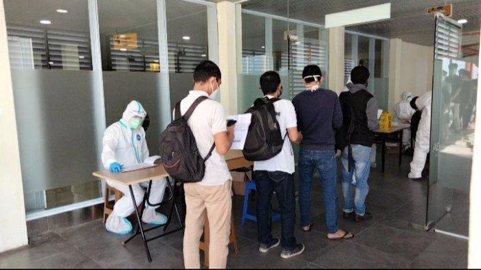 Pekerja Migran Indonesia Masuk Tanjungpinang, 28 Orang Kena Corona, Perketat Pintu Masuk