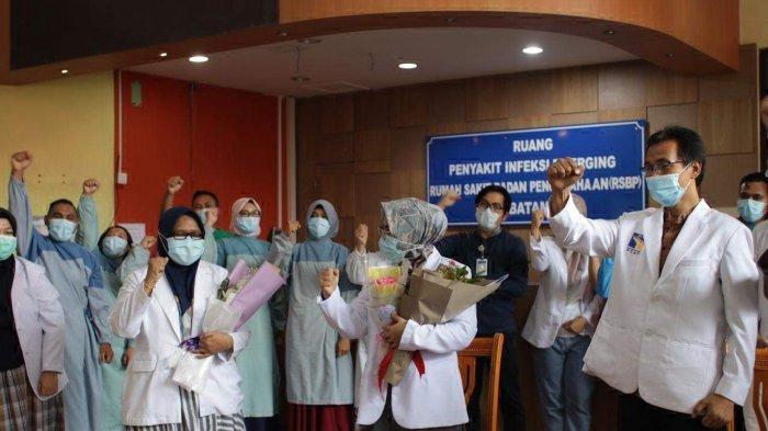 Pasien Sembuh Corona di Kepri Tembus 400 Orang, 2.528 Pasien Masih Dirawat