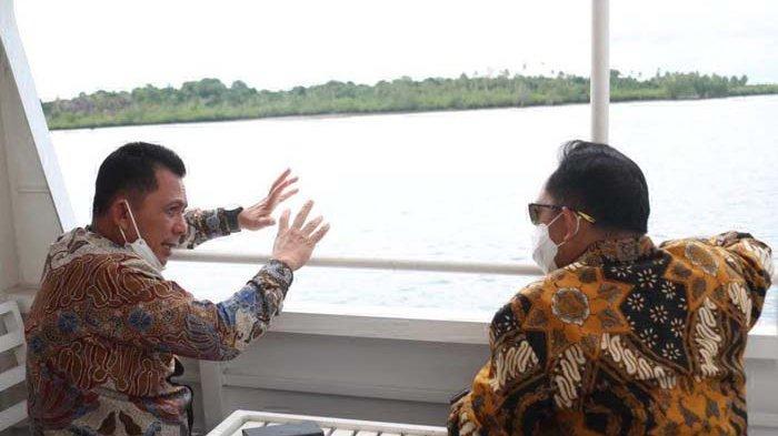 Mendagri Tito Karnavian Apresiasi Pemprov Kepri Kendalikan Covid-19