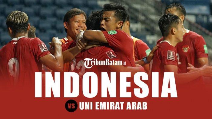 Timnas Indonesia vs UEA Live SCTV 23.45 WIB, Shin Tae-yong: Pemain Siap Bekerja Keras