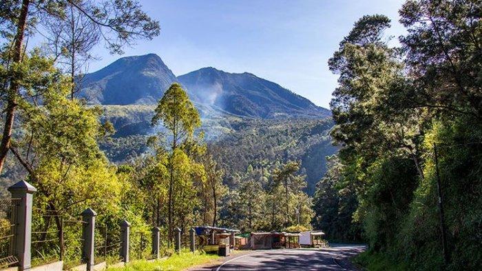 Trending Pesona Keindahan Tawangmangu Lereng Gunung Lawu, Pernah Jadi Ide Lagu Didi Kempot