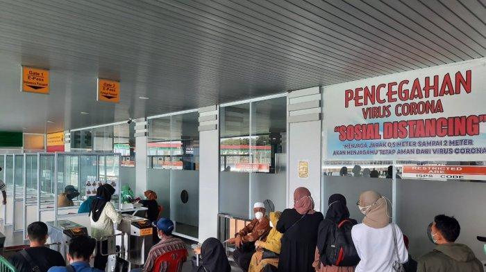 JADWAL Kapal Ferry Pelabuhan Domestik SBP Tanjungpinang, Sabtu 10 Juli 2021 Ada 6 Trip