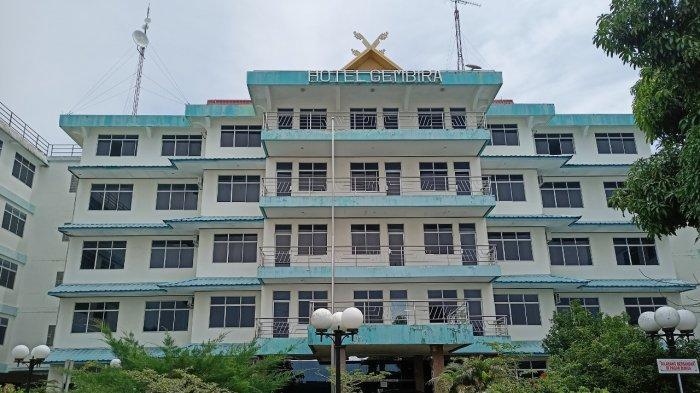 Pasien Covid-19 OTG di Karimun Mulai Dievakuasi ke Hotel Gembira, Tersedia 100 Bed