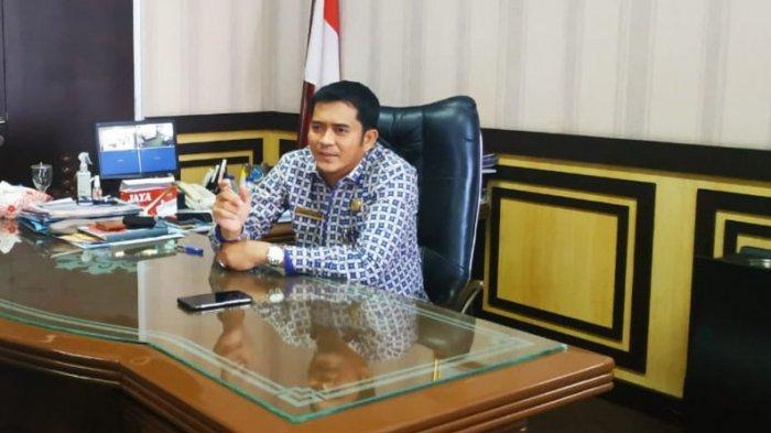 Foto Pj Sekda Kabupaten Natuna, Hendra Kusuma beberapa waktu lalu