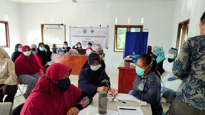 Lingga Kekurangan Stok Vaksin Dosis Pertama, Kadinkes: Harap Bersabar Tunggu Distribusi Datang