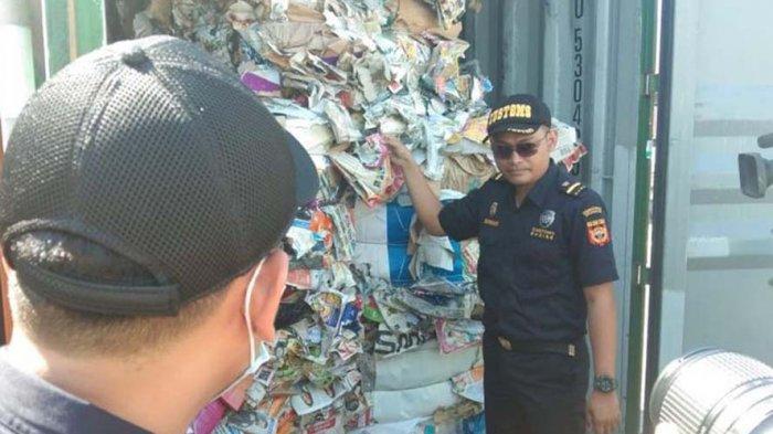 Setelah Batam, 8 Kontainer Sampah di Surabaya Dipulangkan ke Australia