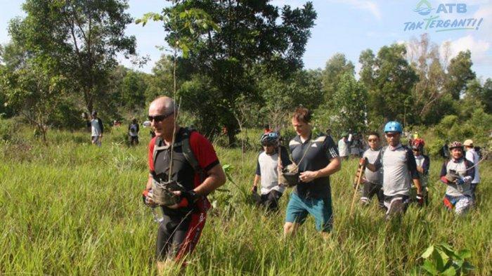 Konservasi Air di Batam Tumbuhkan Kesadaran Pentingnya Hutan