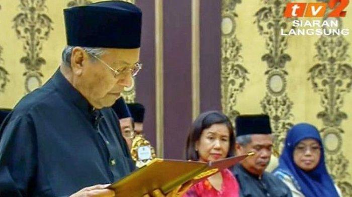 RESMI, Mahathir Mohamad Mundur dari Jabatan Perdana Menteri Malaysia
