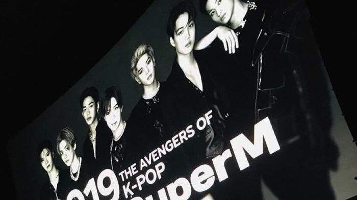 Debut Oktober, SuperM Boygrup SM Entertainment Syuting Video Klip Lagu di Dubai