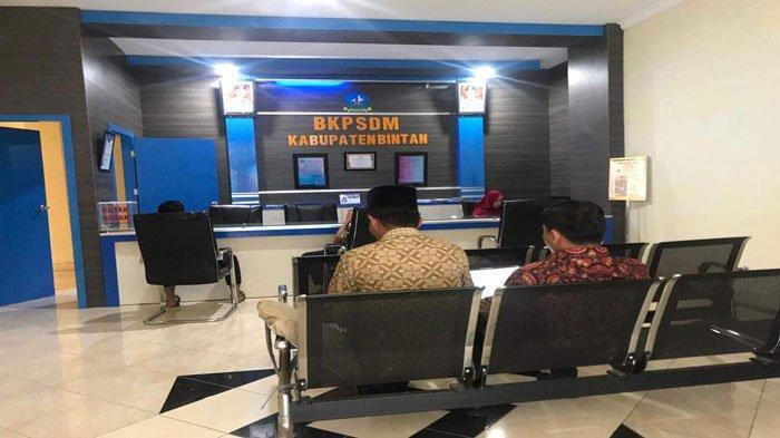 Info CPNS Kepri 2021, 1.087 Pelamar CPNS di Bintan Tak Lulus Seleksi Administrasi