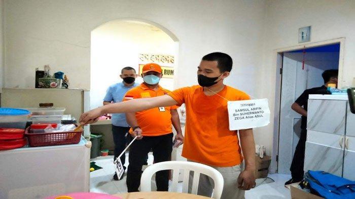 Pembunuhan di Perumahan Everfresh Batam, Terungkap Kui Hong Sempat Meronta-ronta