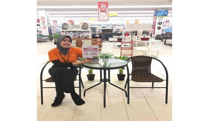 Selma Furniture Batam Tawarkan Cashback hingga Rp 999 Ribu Khusus September