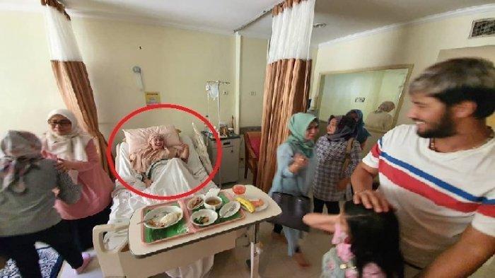 UPDATE Foto-foto Irish Bella Tergolek Lemah Setelah Kematian Bayi Kembar, Pembesuk Membludak