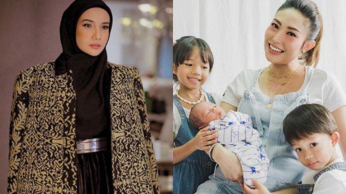Zaskia Sungkar Bingung Cari Kado Buat Anak Ayu Dewi yang Baru Lahir, Ngaku Takut Beli yang Diskonan
