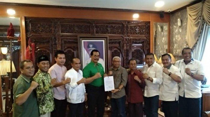 Soerya dan Isdianto Deklarasi 4 Bulan Jelang Daftar Resmi di KPU; Ini Tahapan Pilkada di Kepri
