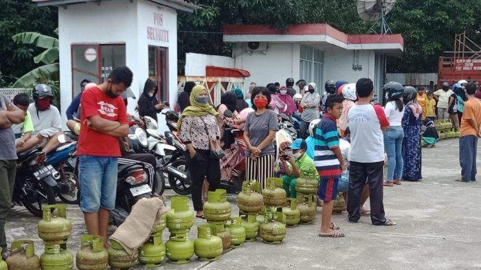 Harga Baru LPG 3 Kg, Ibu Rumah Tangga Wajib Tahu: Berikut Hitungan Baru Ditetapkan Pemerintah