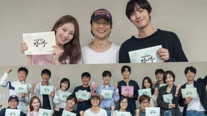 Sinopsis & Daftar Pemain Drama Korea Romantic Doctor Kim Season 2, Ada Ahn Hyo Seop & Lee Sung Kyung