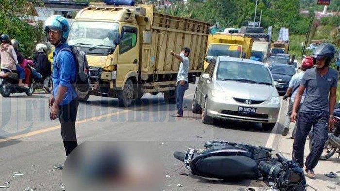 Kecelakaan Maut, Pengantin Baru Tewas Setelah Jadi Korban Tabrak Lari