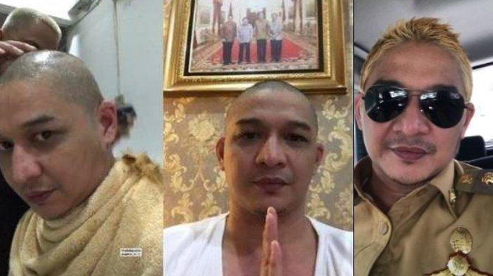 Akhirnya Pasha Ungu Gunduli Rambutnya, Sempat Ditegur Tito Karnavian Soal Etika Pejabat