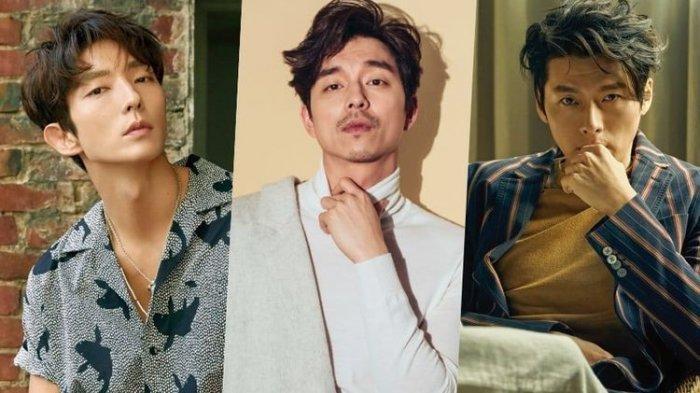 King Choice Rilis Daftar Aktor Tertampan di Korea Selatan, Ada Hyun Bin hingga Lee Min Ho