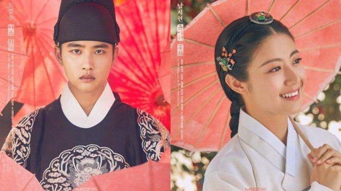 Link Live Streaming Drama 100 Days My Prince Rabu (3/4), Tayang Di Trans TV Pukul 18.00 WIB