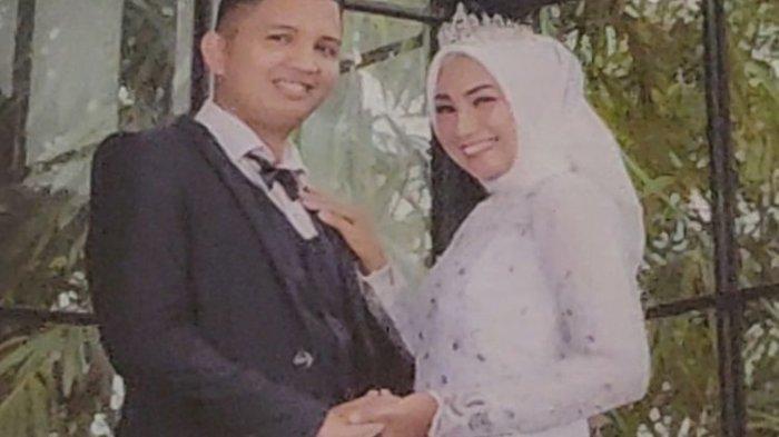 Pesan Terakhir Indah Bersama Suami, Anak dan Mertua, Kirim Foto Sayap Sriwijaya Air SJ182, Doakan ya