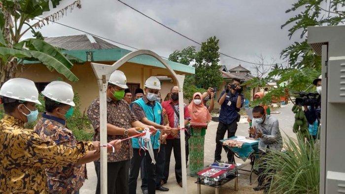 Listrik Belum Masuk di 12 Desa di Anambas, PLN: Tinggal Penyambungan Saja