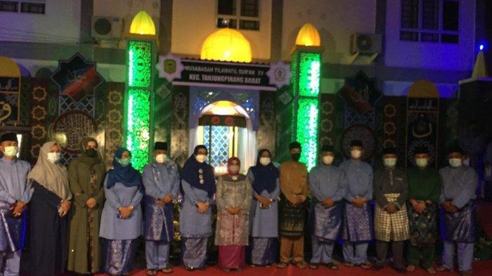 MTQ Tingkat Kecamatan Tanjungpinang Dimulai dari Tanjungpinang Barat, Dibuka Wali Kota