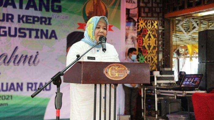 Wakil Gubernur Kepri Marlin Agustina Ajak Perpat Berperan Aktif untuk Pembangunan