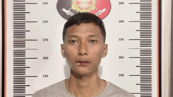 11 Kali Curi Motor dan Bobol Rumah, Seorang Pemuda Dibekuk Polisi di Simpang Dam Batam