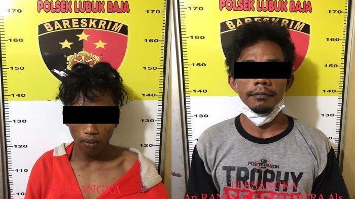 CURI Motor di Parkiran Rumah Warga Bengkong Kolam Batam, 2 Pria Dibekuk Polisi