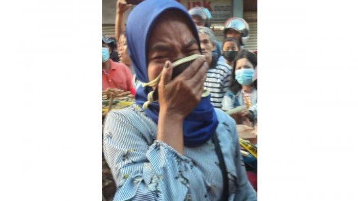 KESAKSIAN Itri Meliza, Istri Korban Pembunuhan di Jodoh Batam, Ngaku Sudah tak Bertegur Sapa Sebulan