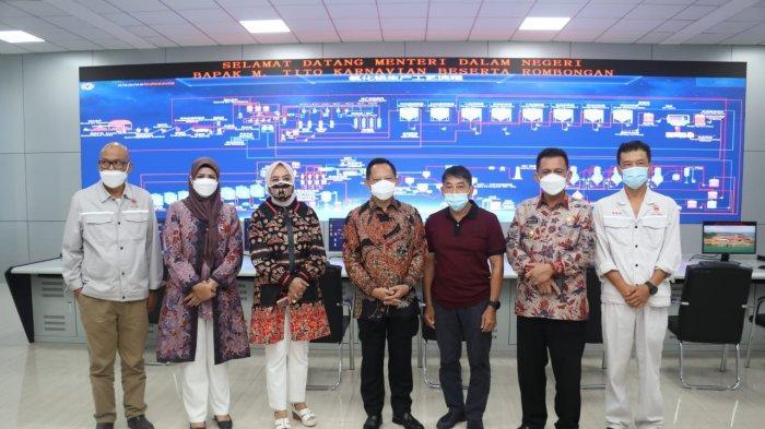 Datang ke Bintan, Mendagri Tito Karnavian Minta PT BAI Berdayakan Pekerja Lokal