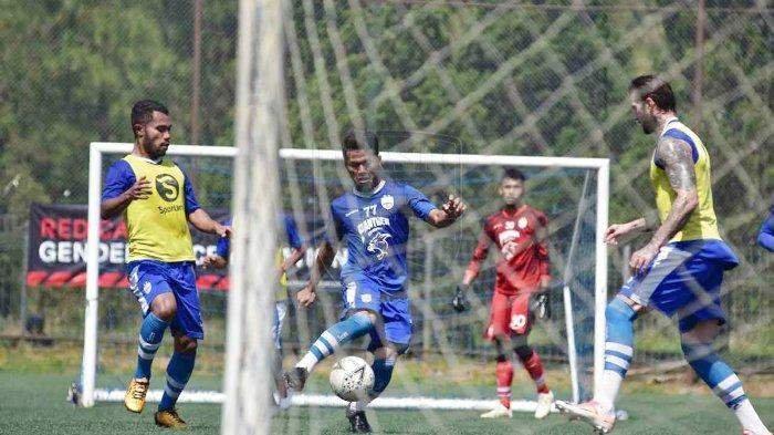 Jelang Persib Bandung vs PS Tira Persikabo Liga 1 2019, Ghozali Siregar Punya Hasrat Balas Dendam?