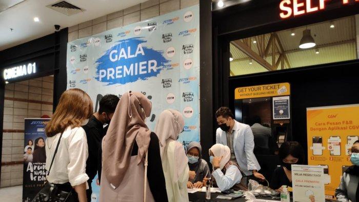 BISA Ditonton di CGV Grand Mall Batam, Je Yatmoko Ungkap Proses Pembuatan 'Arumi, Night is Blue'