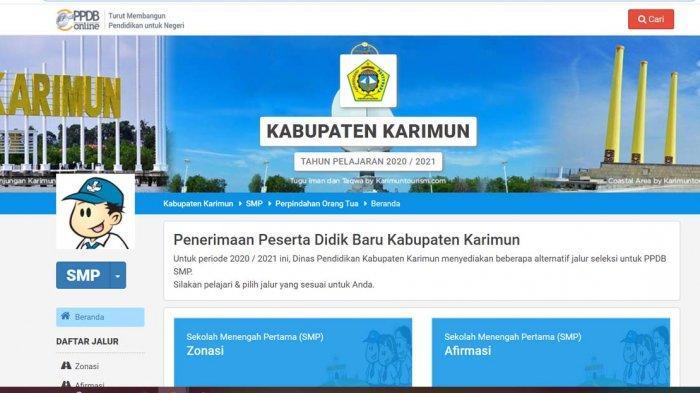 PPDB Karimun, Sekolah Swasta Turunkan Kuota Peserta Didik Akibat Pandemi Virus Corona