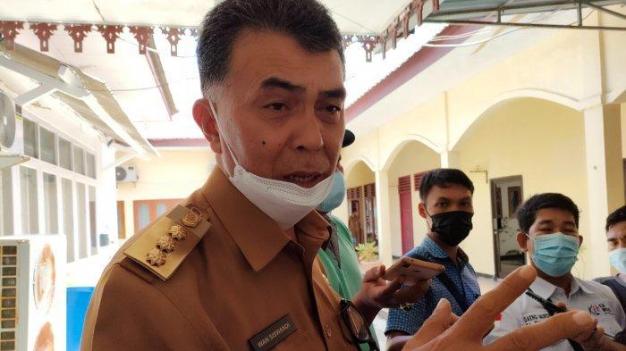 Vaksinasi Covid-19 di Natuna, Camat Bunguran Timur Ditarget Bupati 5.000 Orang