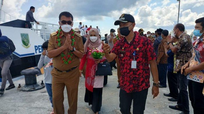 Masih di Zona Hijau, Bupati Natuna Apresiasi Kinerja Satgas Covid-19 Kecamatan Subi