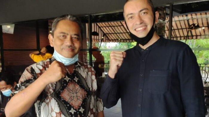 Golkar Alot dengan Nasdem Usung Calon Pilwako Batam, Ahmad Hijazi-Rian Ernest Menguat ke Publik