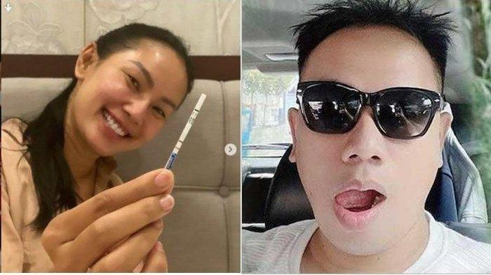 Kalina Istri Vicky Prasetyo Hamil, Awalnya Tak Percaya hingga 3 Kali Test Pack