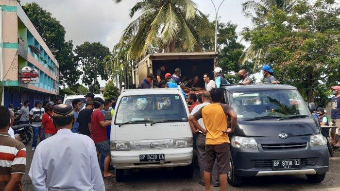 Soal Distribusi Sembako Pemprov Kepri, Camat Sagulung: Hari Ini Baru Sampai di 3 Kelurahan