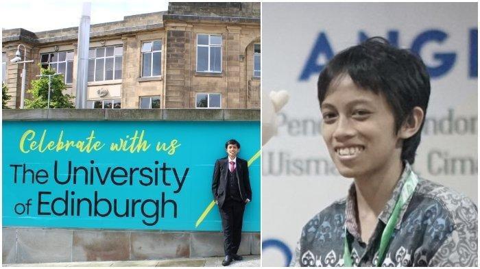 Saat SDKerap Di-bully,Angga Anak Penjual Gorengan di Boyolali Kini Raih Gelar Master di Skotlandia