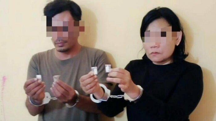 Dosa Siti Aisyah Diganjar JPU Tuntutan 10 Tahun Penjara, Tampung Uang Haram Dagangan Sabu Abang
