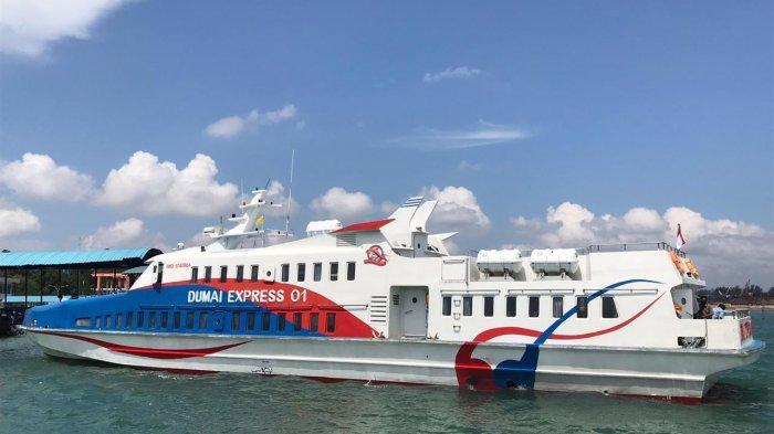 MULAI Hari Ini Senin (24/8), Pelayaran Batam-Dumai di Pelabuhan Domestik Sekupang Resmi Dibuka