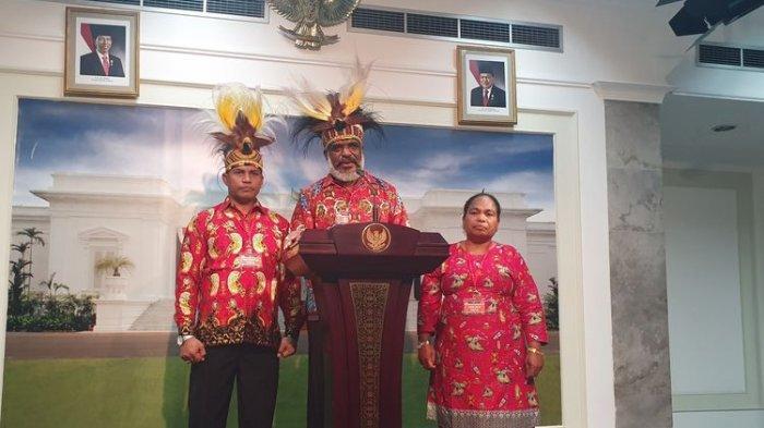 Siapa Abisai Rollo? Sumbang 10 Hektare Tanah untuk Istana Presiden di Papua, Terinspirasi Soekarno