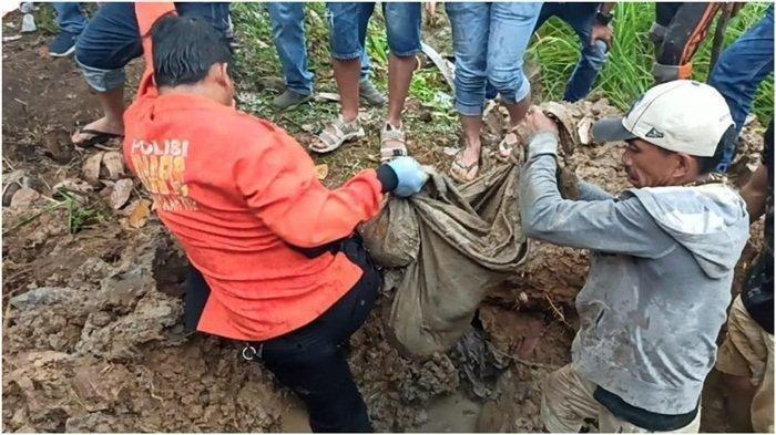 Bos Meubel di Banyuasin Dibunuh Perampok, Jasad Ditemukan Setelah 8 Tahun, Korban Dililit Lakban