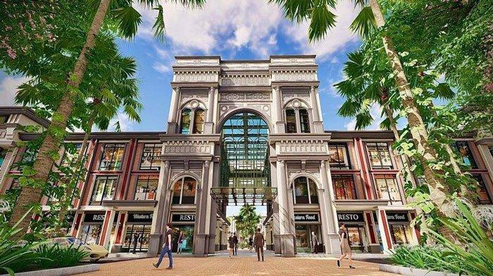 Venisian Mall Batam Segera Dibangun, Usung Konsep Open Air Mall Pertama di Indonesia